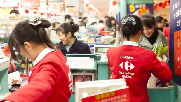 中國 消費
