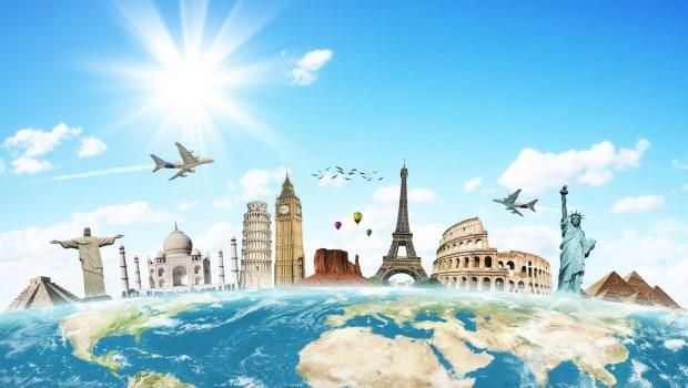 旅遊 環遊世界
