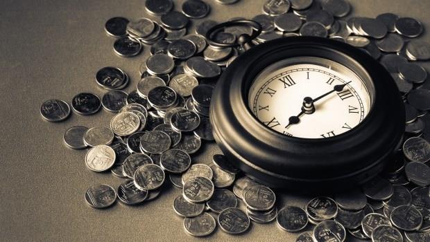 定期定額 時間