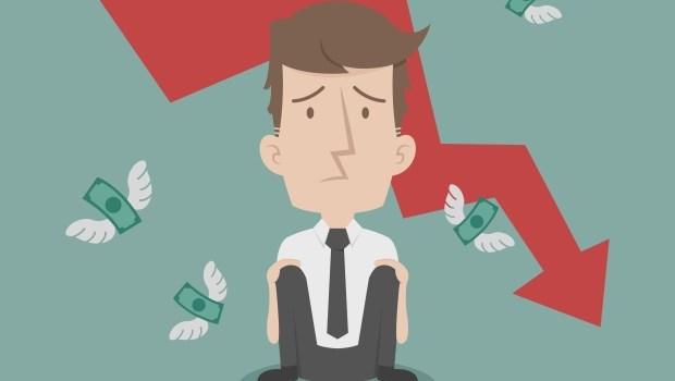 投資 股市 股票 基金 債券 賠錢 虧錢