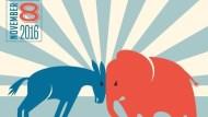 美國總統大選倒數!跟著民調投資未必