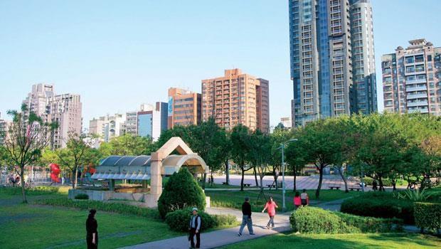 房價 房地產 公園
