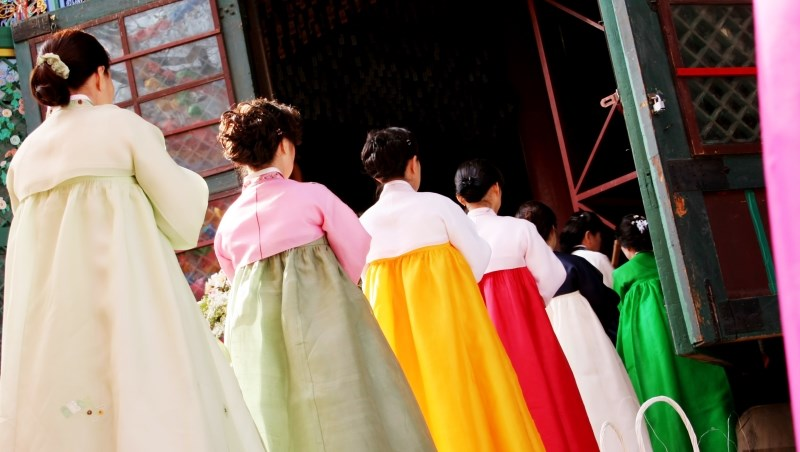 韓國 韓服