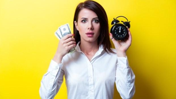 錢 貸款 時間