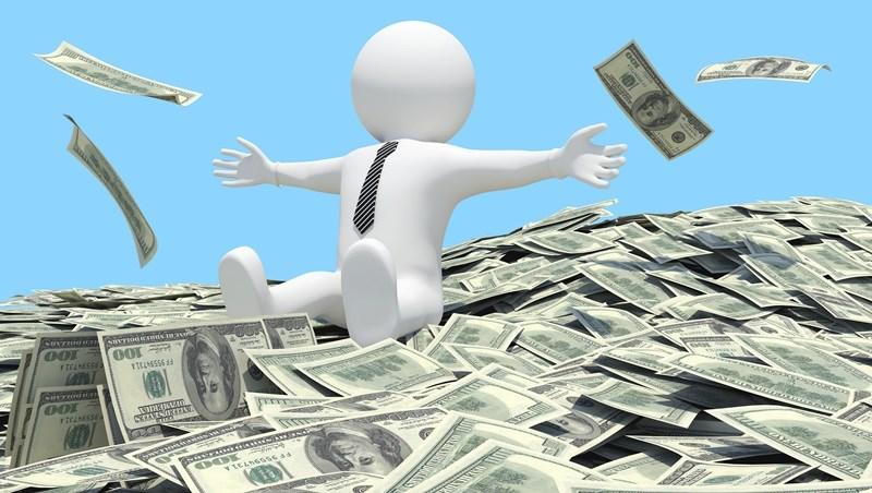 投資 理財 賺錢 基金 股票 債券 股市 現金 富翁 富豪
