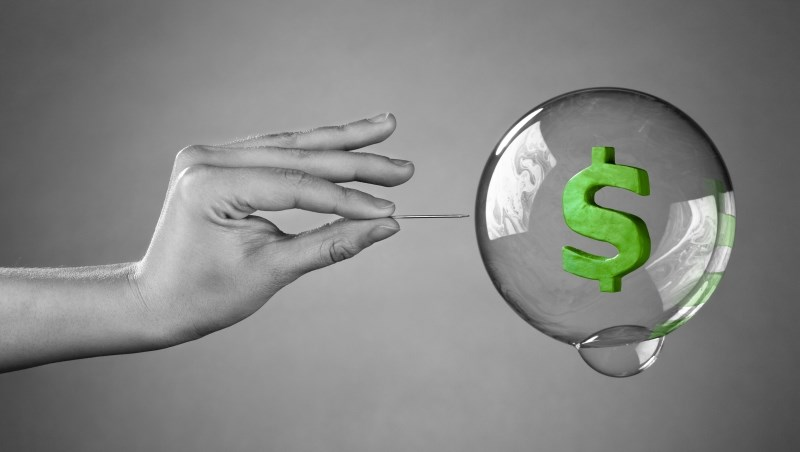通膨 通貨膨脹 泡沫