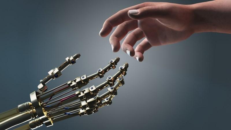 AI 人工智慧 機器人