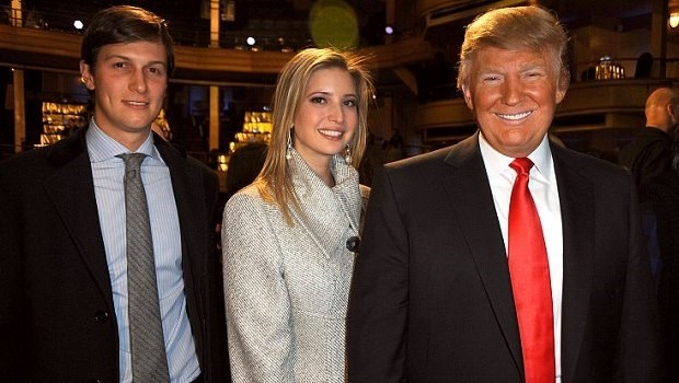 女兒、女婿皆入列...《時代》百大人物,川普家族成最大贏家