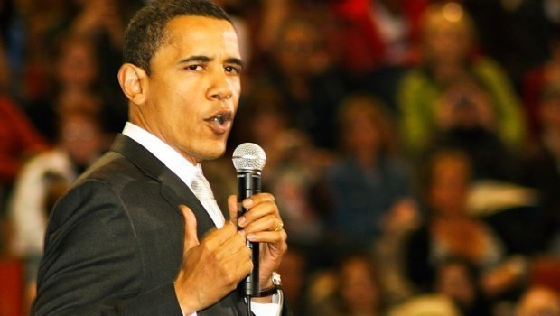 歐巴馬一場演說進帳1200萬,挨轟「新肥貓」