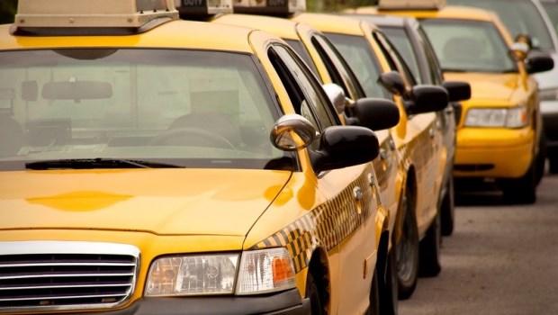 計程車 小黃