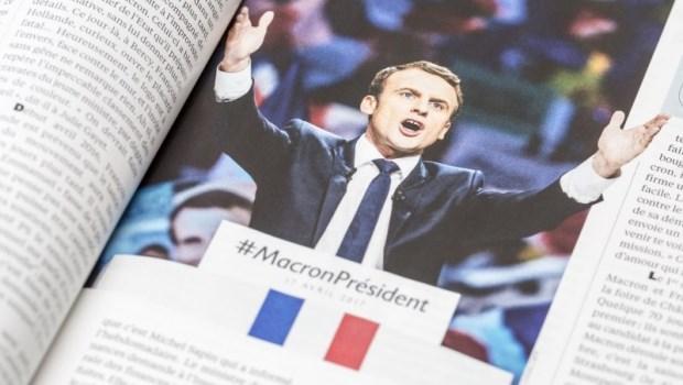 馬克宏 法國