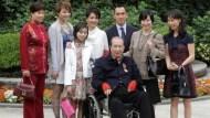 擁4妻17兒女,賭王何鴻燊的秘密: