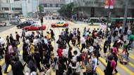 香港回歸20年,更多人不想待了?台