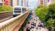台灣列亞洲第3幸福國》明明治安好、