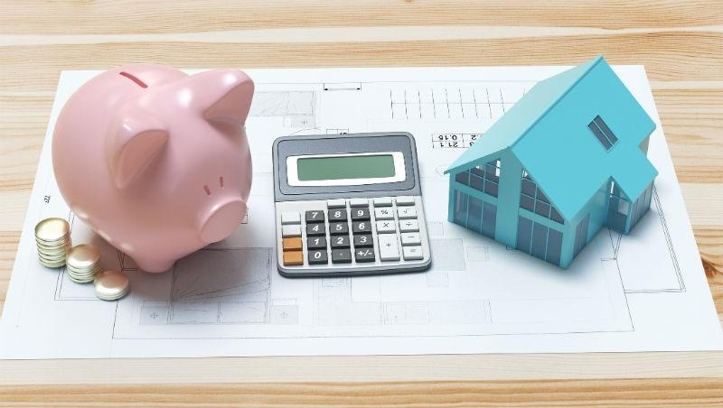 Excel試算》房子該租還是買?晚5年買房,退休竟然多存422萬!