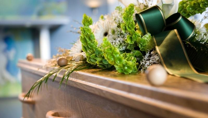 葬禮 喪禮 棺材