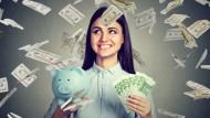 把金融股存成「金雞股」!小資女分享