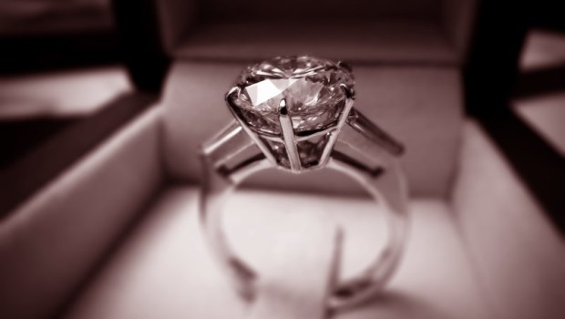 戒指 鑽石 珠寶