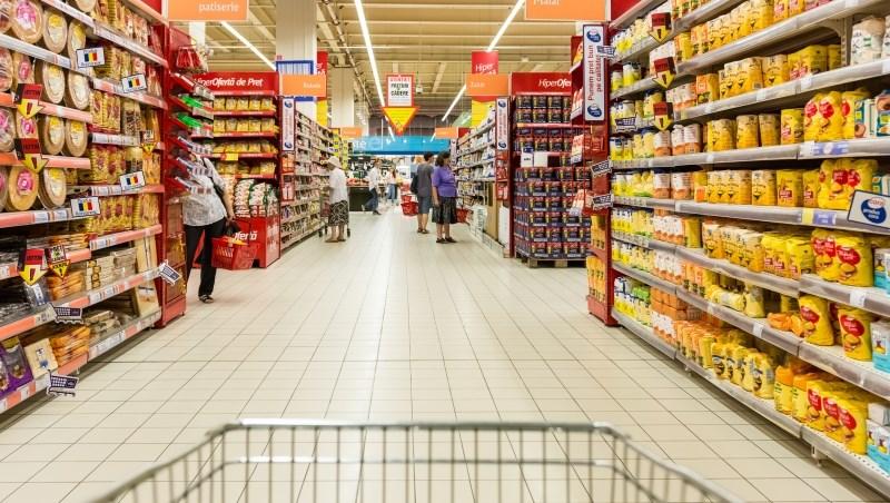 超市 量販店 消費 購物