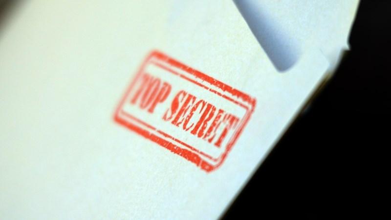 秘密 機密