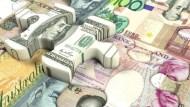 歐元、澳幣遭獲利了結!美元淨空單3