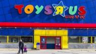 美、加玩具反斗城申請破產保護,店面