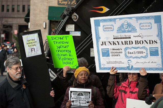 高收益債變得更垃圾?投資人得到的保障降至歷史低