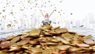 道瓊衝上23000點的意義:未來5年投入股市的報酬率將掉到●%