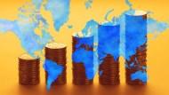 一次比較,代表美股、歐股、亞太、新
