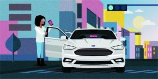 研究:美國1/4開車族改用叫車/共乘服務會比較划算