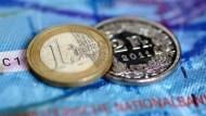停損單觸發、歐元近4個月低!美元接