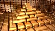 黃金摜破50天均線!若FED減表1