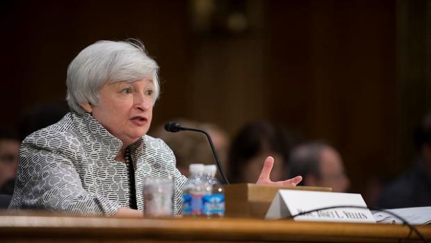 Fed將按兵不動?葉倫動見觀瞻,10年公債殖利率跌