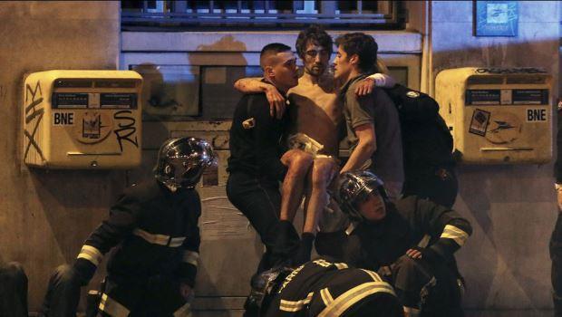 巴黎 ,恐怖攻擊