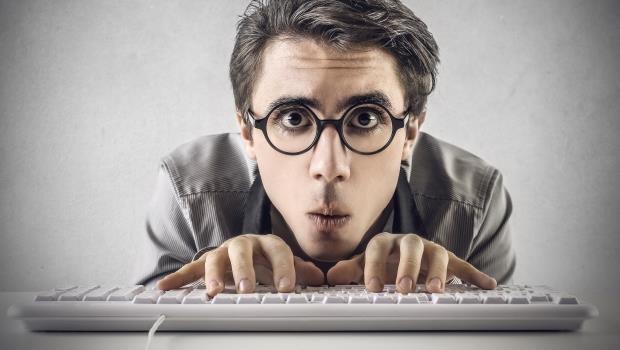 電腦,鍵盤,網站