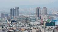 台南市變黑馬,今年房價漲幅居六都之冠