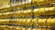 金價近3個月高!德國加緊搬回黃金,中國惦惦吃三碗公