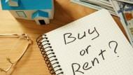 月薪35K的天龍上班族,買外縣市房子通勤好,還是在公司附近租屋划算?