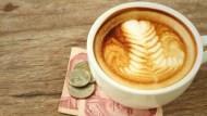 開咖啡店...每天鐵門一拉開就在燒錢!一張表,幫你算出開店到底能賺多少錢