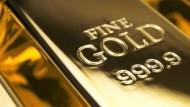 負利率作祟?黃金報酬飆、礦商月線創18年最大漲幅