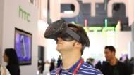 虛擬實境,讓宏達電股價一口氣炒上100元》接下來還有搞頭嗎?