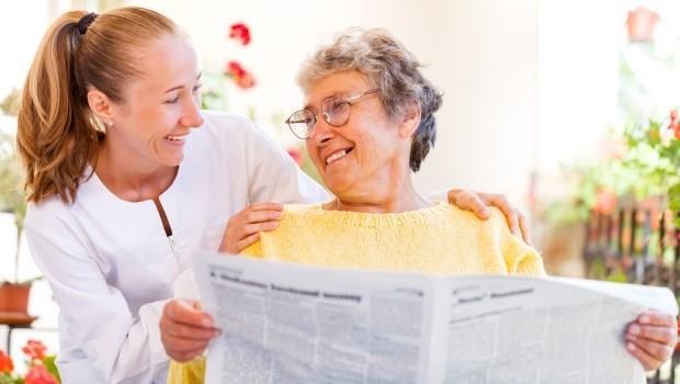 外籍看護 老人 長照
