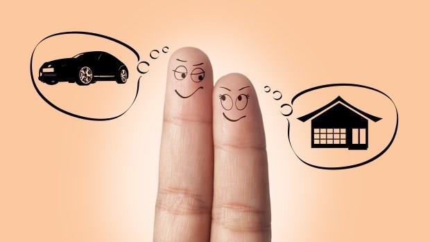 一句話告訴你,「背房貸」和「背車貸」的下場有何不同