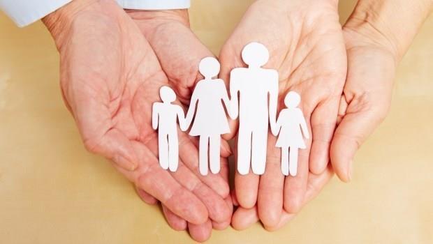 家庭 保險 親子