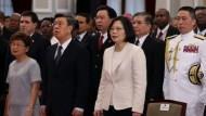 不是兩岸問題、不是年金!蔡英文就職演說第一要務:救台灣經濟