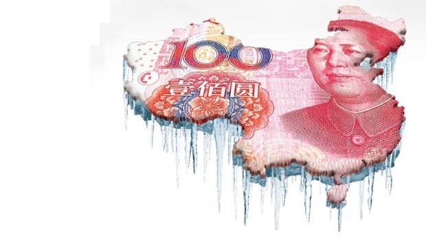 L底效應》中國投資消費急煞車,第2季GDP恐低於6.5%