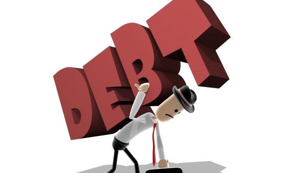 債務 負債 貸款 房貸 車貸 背債