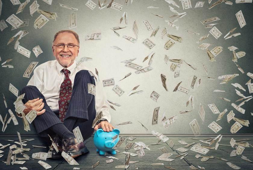 選擇對的方式累積財富為退休做準備,最終都會帶來源源不絕的「利息」。
