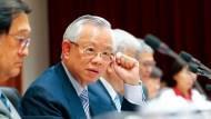彭淮南:台灣經濟陷L型;美國年底前升息機率低