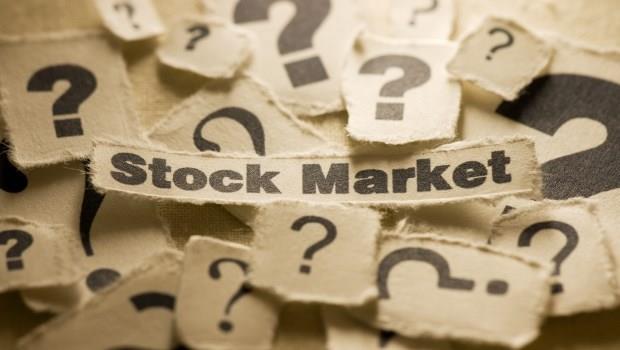 股市 股票 投資 問號 問題